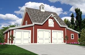 Storage Barn With Loft Building Plans Unique House Plans