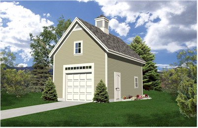 Prefabricated lofts joy studio design gallery best design for Detached garage kits