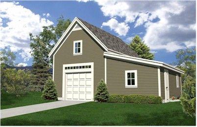 Oakville Workshop Garage Plans