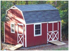 41 Different Shed Layouts in a Downloadable Plan Set at ShedBuilding101.com