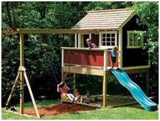 Playhouse, Playground and Wooden Toy Plans at Rockler.com