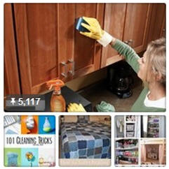 Free DIY Home Care Ideas Community Board on Pinterest