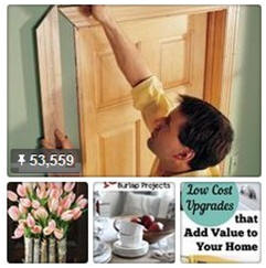 Do it yourself home projects pinterest.