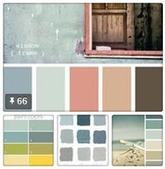 Wall Paint Color Schemes Board on Pinterest