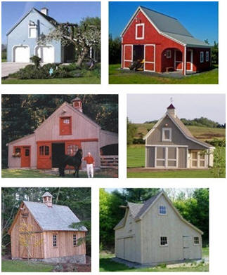 Small Pole Barn Plans by Don Berg