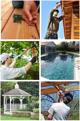 Find the best building contractor or landscaper for your backyard project at Better Homes and Gardens' HomeAdvisor.com