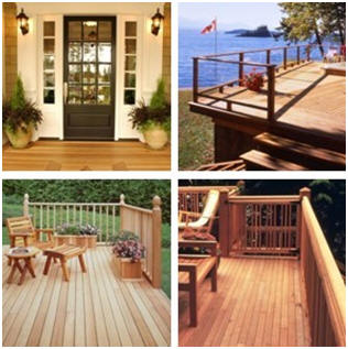 Create a beautiful, durable deck with the help of free planning, design and building guides by the Western Red Cedar Lumber Association at RealCedar.com