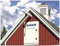 Free Barn and Garage Construction Details by Architect Don Berg
