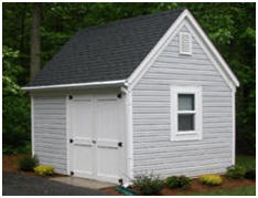 One of 41 Different Shed Plans in One Inexpensive Download from ShedBuilding101.com