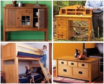 Build your own beautiful furniture for every room of your home. Find dozens of designs and free, DIY plans at Canadian HomeWorkshop.com