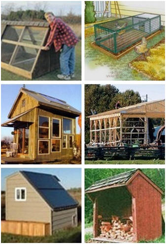 Free Homestead Building Plans and Design Ideas from Mother Earth News Magazine