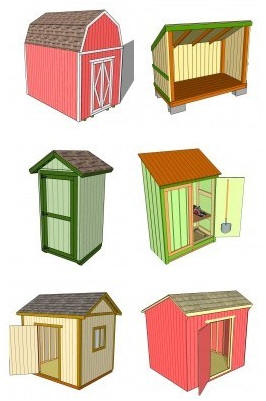 Free Shed Plans from MyOutdoorPlans.com