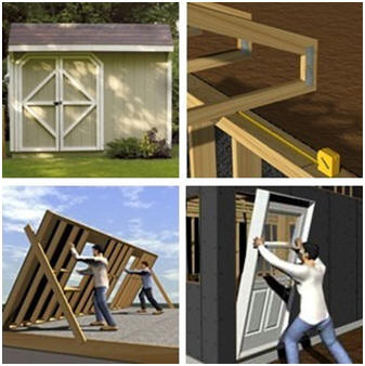 Garage And Shed Planning And Building Guides From