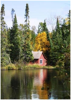 Free Home Plans: Cabins; Cottages; Bungalows; Small Houses; Solar and Green Homes; Farmhouses