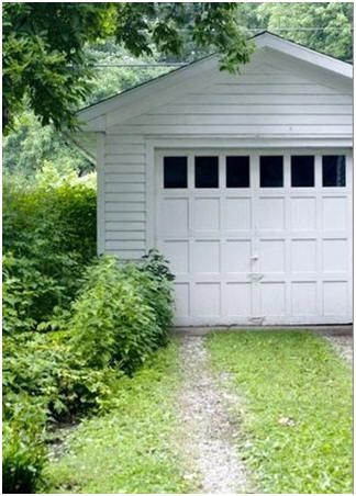 Free One Car Garage And Carport Building Plans