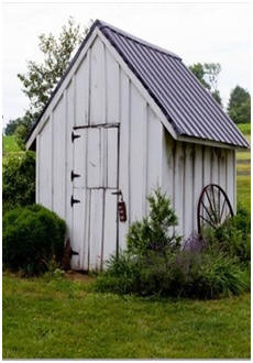 Free Homestead Outbuilding Plans: Chicken Coops; Greenhouses; Smokehouses; Workshops; Small Barns and More